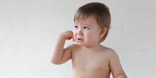 宝宝发脾气不是坏事!管理好情绪有方法