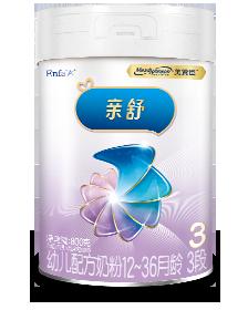 亲舒乳蛋白部分水解3段 12-36个月