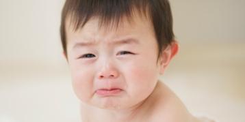 孩子爱哭闹,居然是过敏惹的祸?