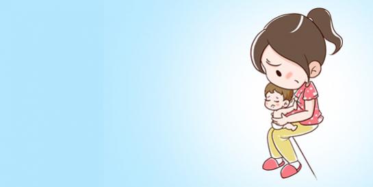 宝宝吐奶?妈妈别慌