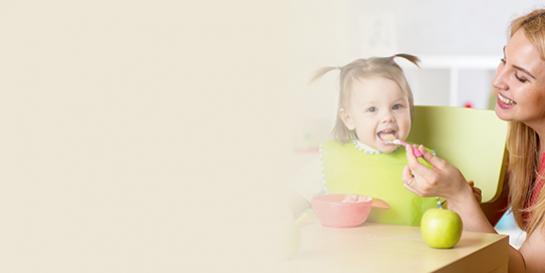 1岁宝宝吃什么,才能营养又健康?